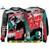Camisa Pro Action Motocross 1