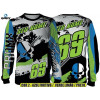 Camisa Pro Action Motocross 2