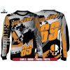 Camisa Pro Action Motocross 3