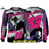 Camisa Pro Action Motocross 6