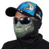 Máscara de Proteção Solar Crocodilo UV 50 PROTECTION - Pesca Esportiva Diagonal