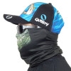 Máscara de Proteção Solar Crocodilo UV 50 PROTECTION - Pesca Esportiva Lateral