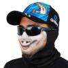Máscara de Proteção Solar Porco UV 50 PROTECTION Diagonal