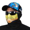 Mscara de Proteo Solar Tucuna Front UV 50 PROTECTION - Pesca Esportiva Diagonal