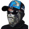 Máscara de Proteção Solar UV 50 PROTECTION Diagonal Pescador Barba