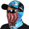 Máscara de Proteção Solar Tentáculos Diagonal