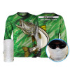 Combo Camisa Robalo Verde