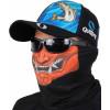 Máscara de Proteção Solar Buff Escamas Tucunaré UV 50 PROTECTION Diagonal Samurai