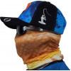 Máscara de Proteção Solar Escamas Tambaqui UV 50 PROTECTION