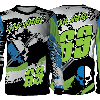 Camisa Pro Action Motocross